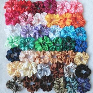 Other - 50Pcs Scrunchies